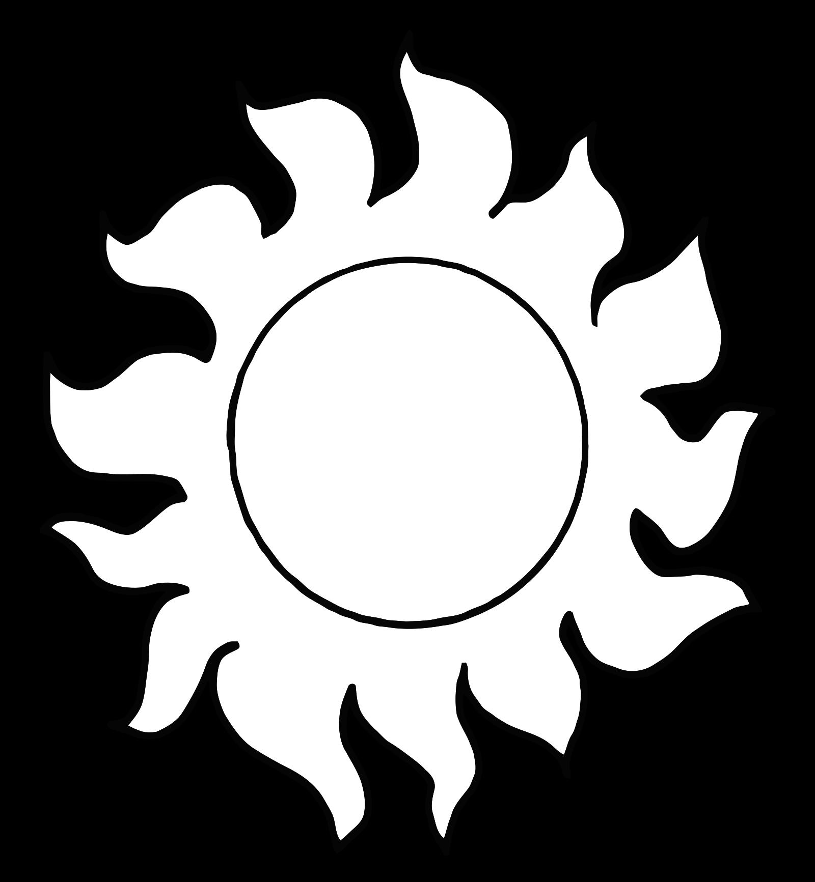 Sun SVG Clip arts