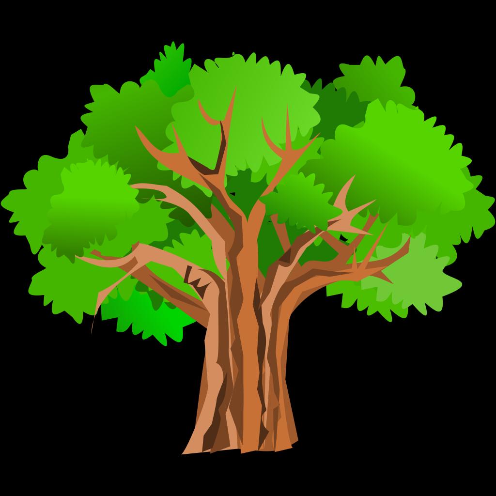 Tree SVG Clip arts