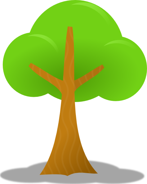Tree SVG Clip arts