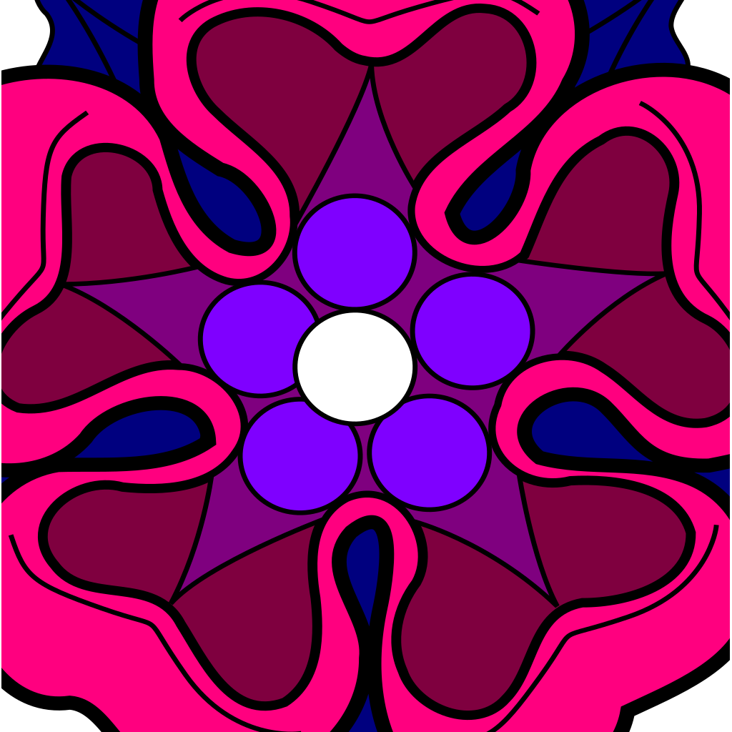 Flower 56 SVG Clip arts