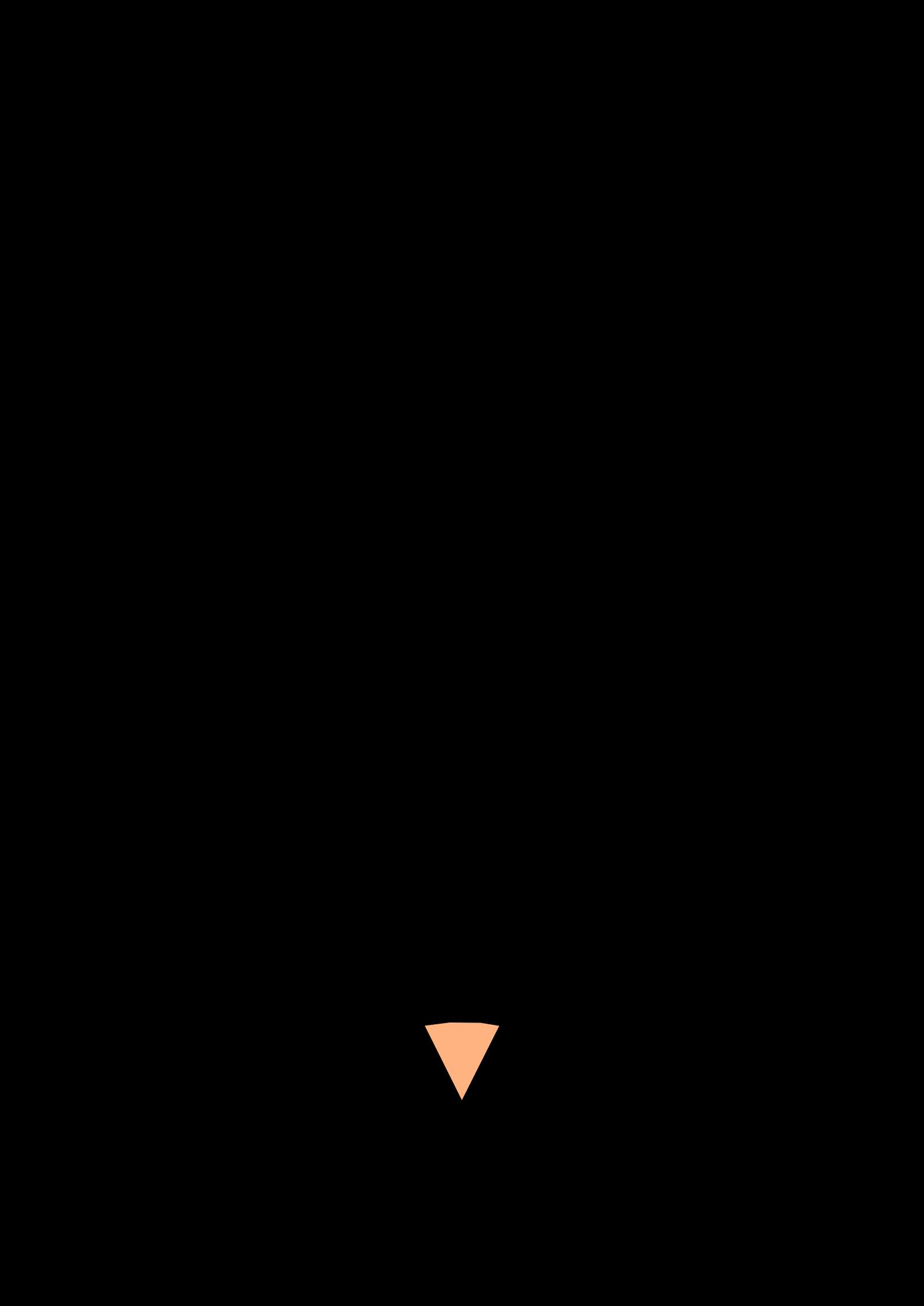 Llama -brown SVG Clip arts