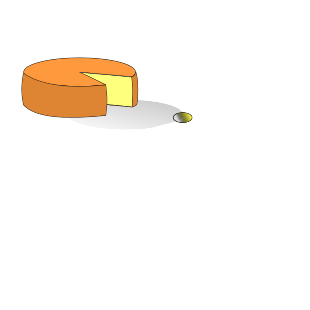 Swiss Cheese SVG Clip arts
