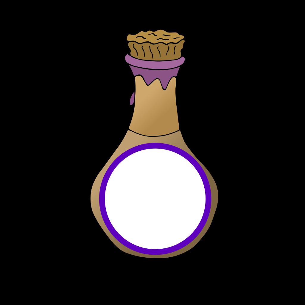 Baby Bottle 1 SVG Clip arts