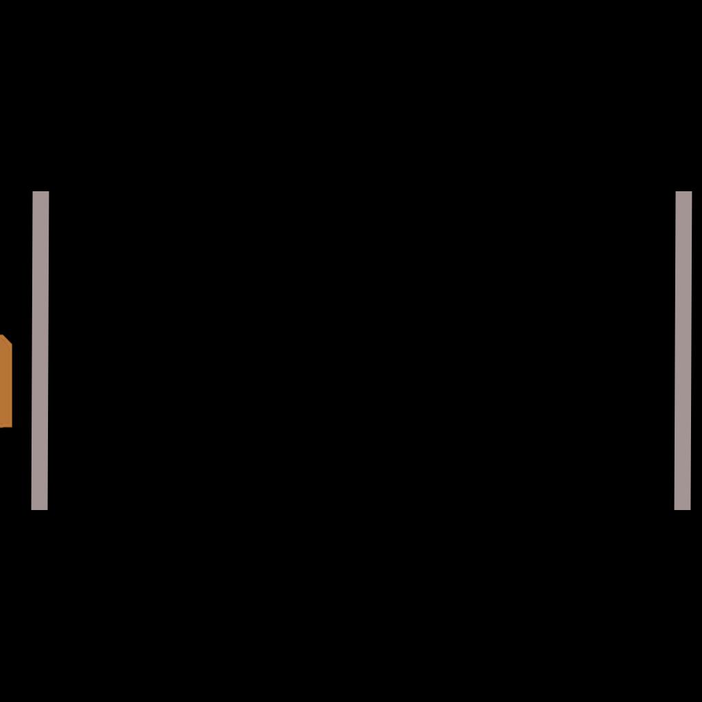 Brown Tag SVG Clip arts
