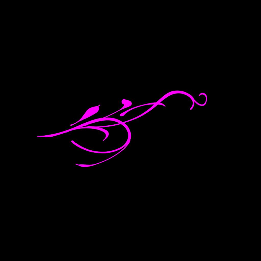 Flower4 SVG Clip arts