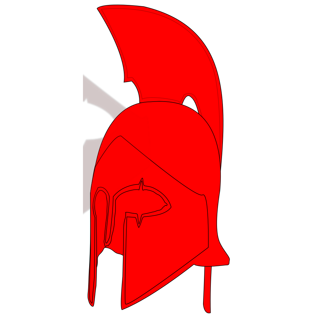 Helmet Icon SVG Clip arts