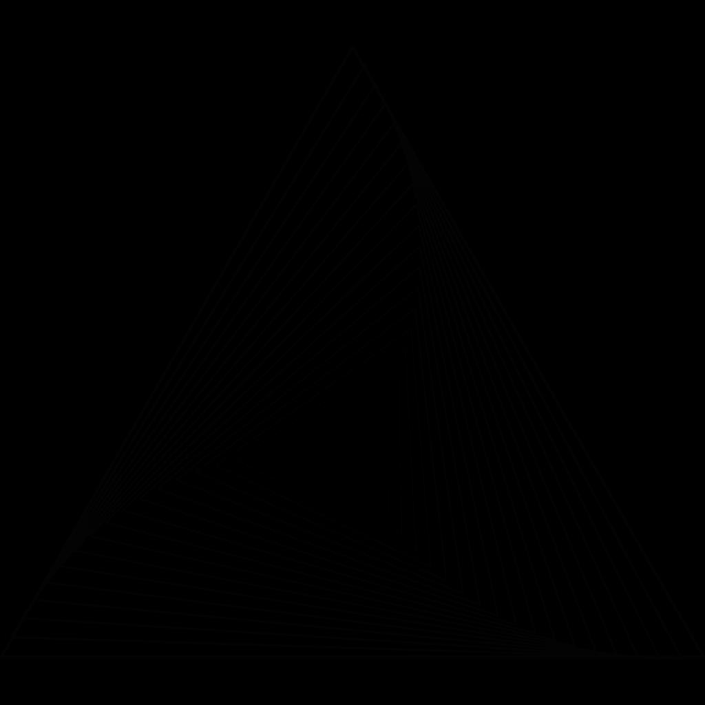 Triangle SVG Clip arts