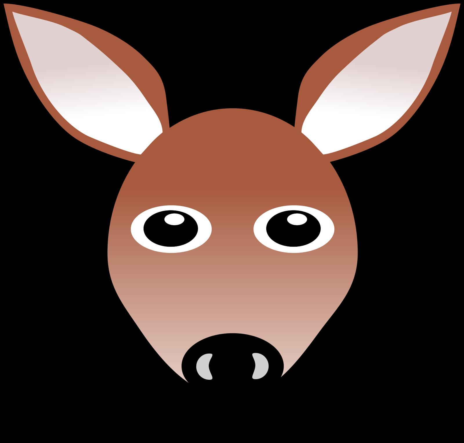 Deer SVG Clip arts