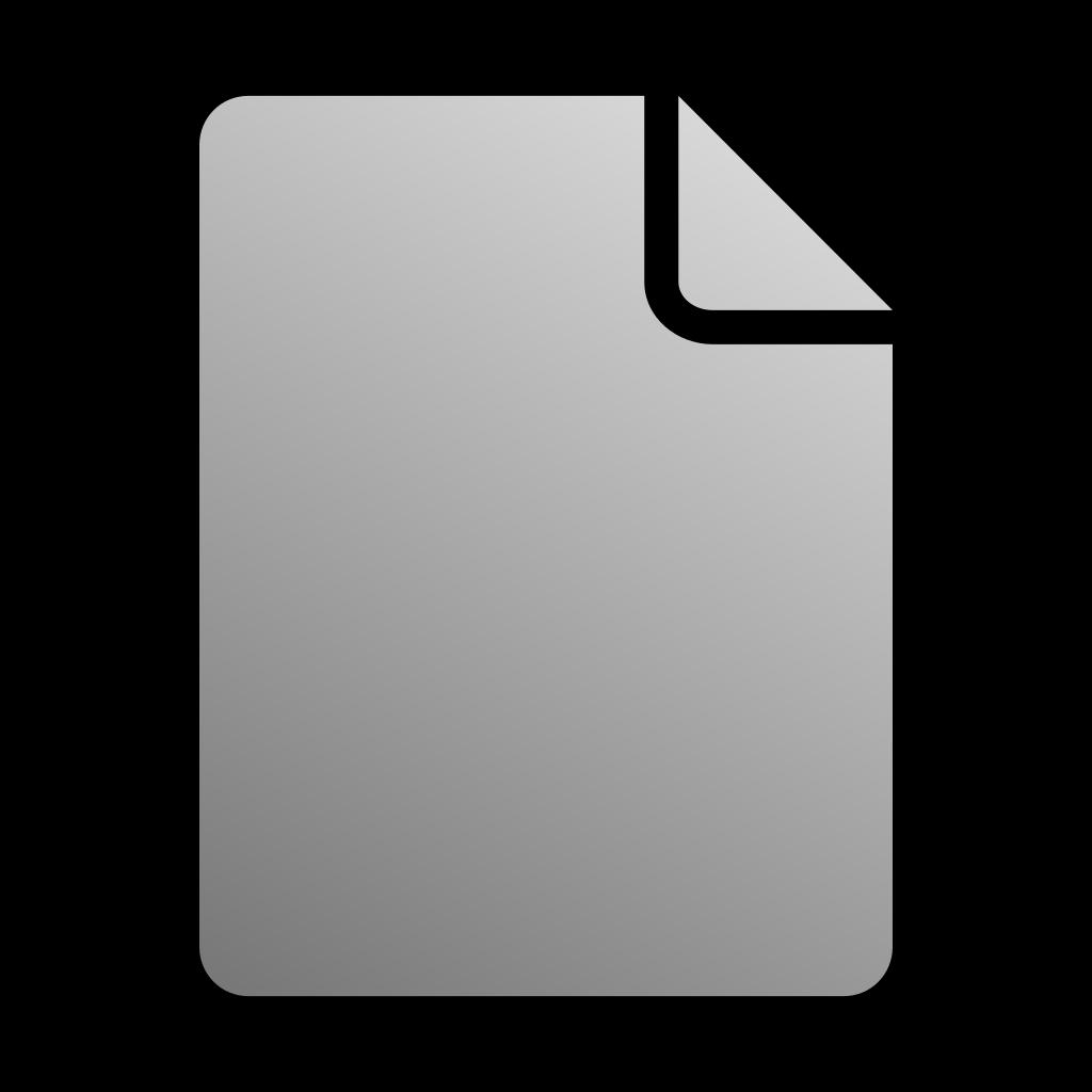 Linux Avi File Icon SVG Clip arts