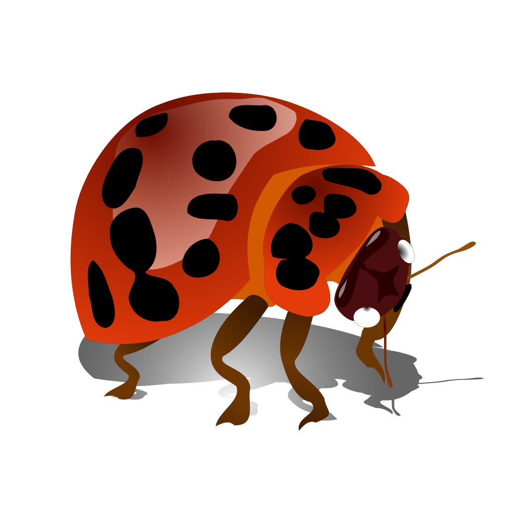 Lady Bug SVG Clip arts
