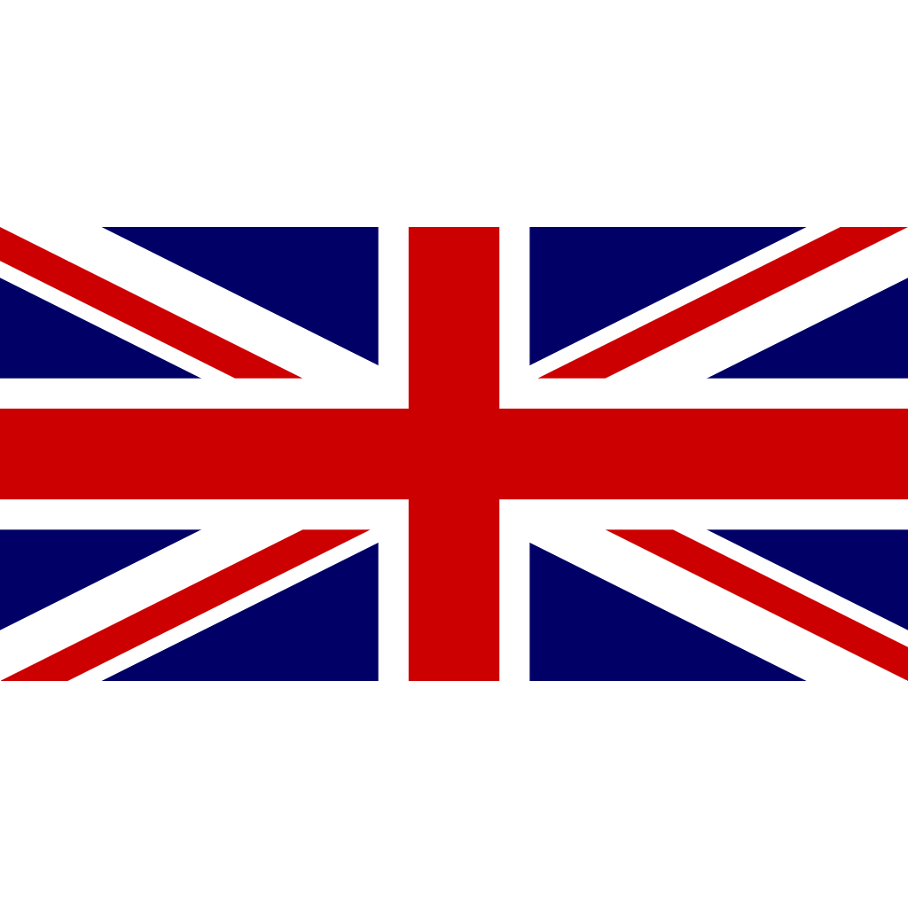 United Kingdom Flag SVG Clip arts