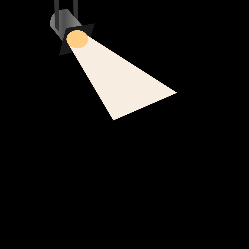 Spotlight Clip art - Art - Download vector clip art online