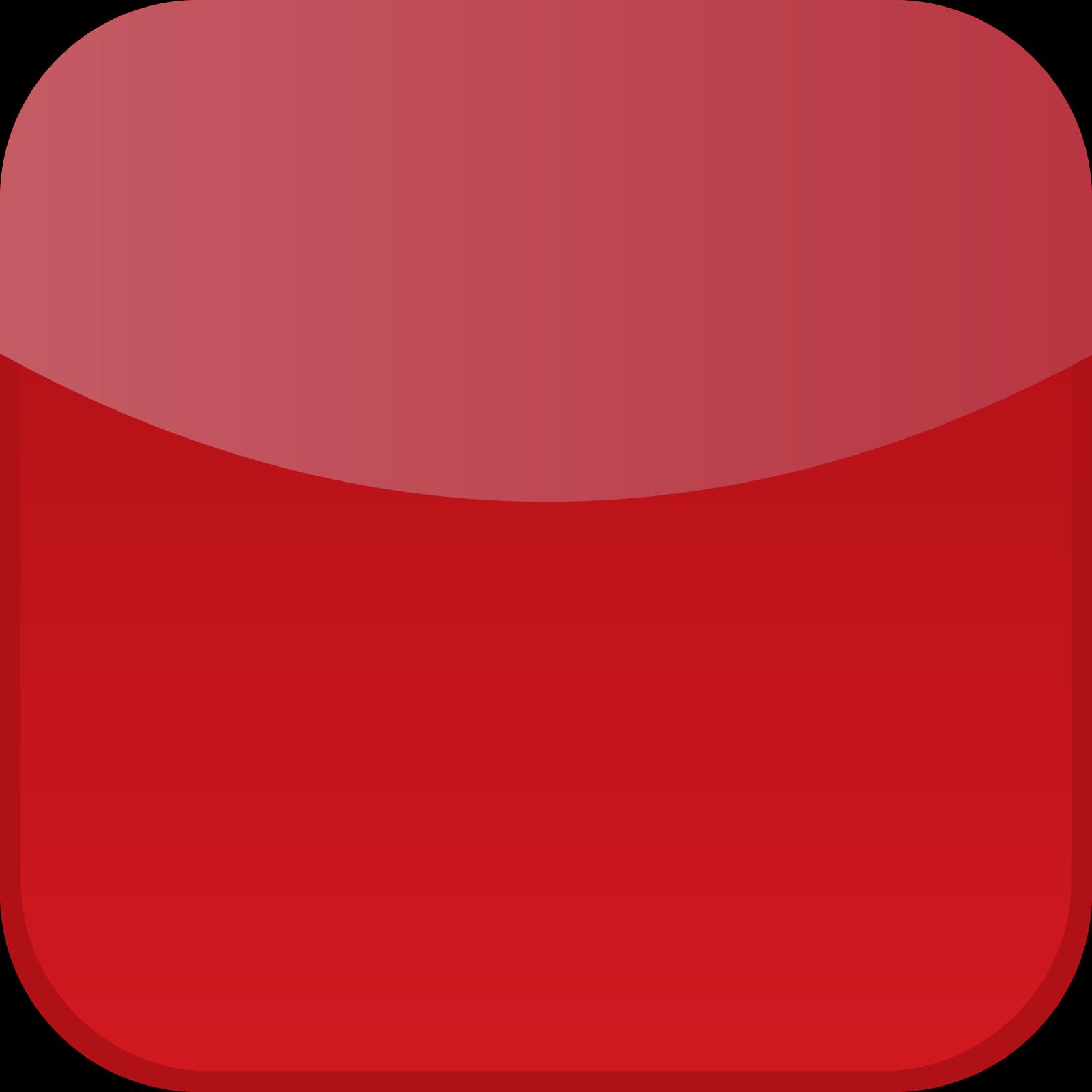 Red Close Button Hover - 336699 SVG Clip arts