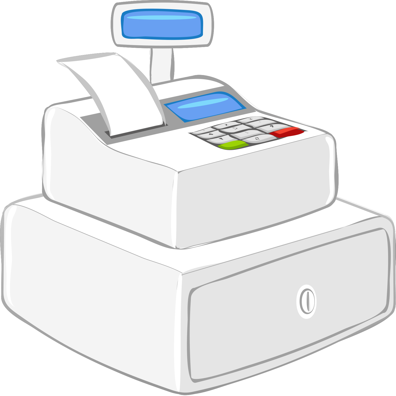 Register SVG Clip arts
