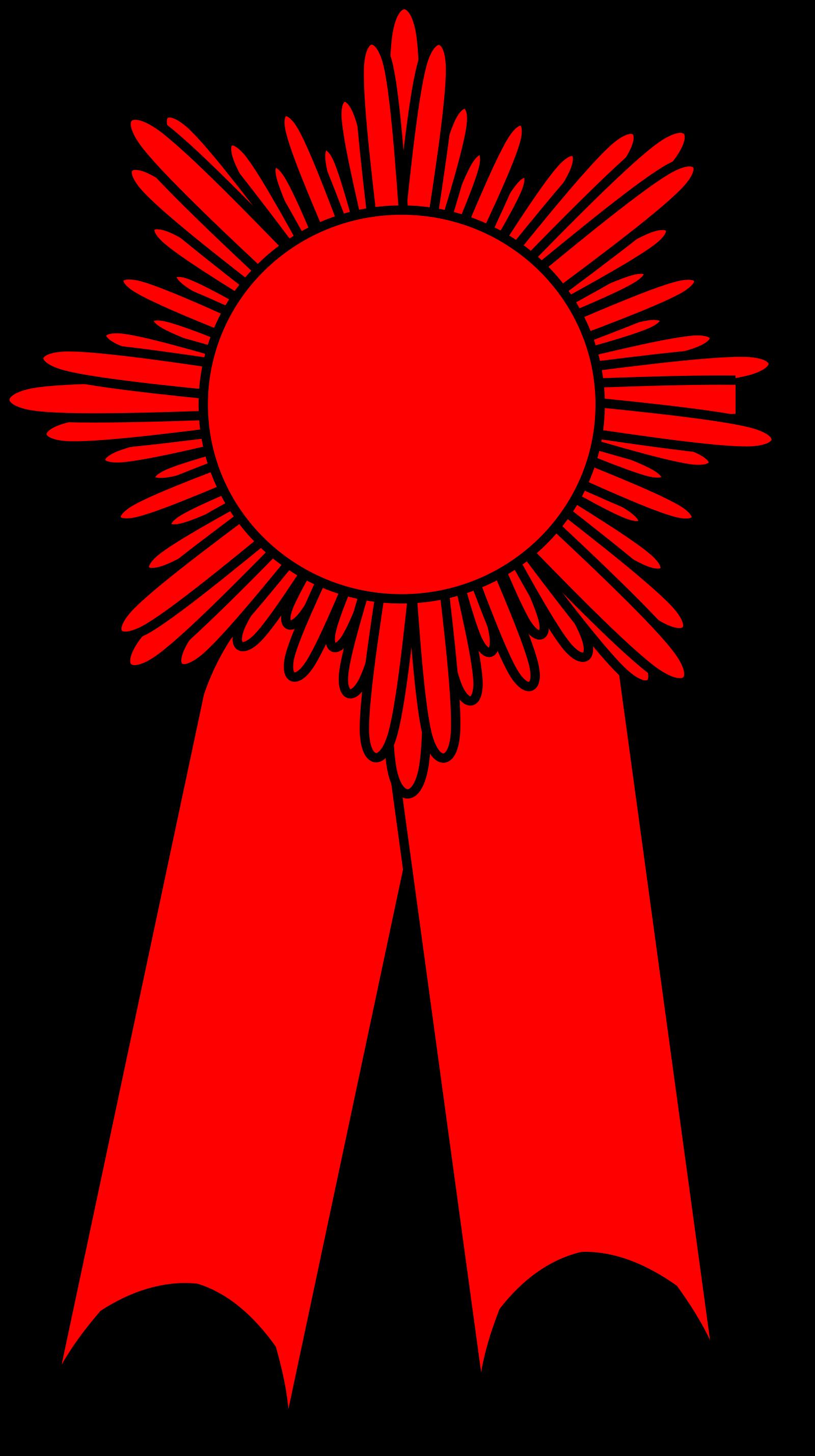 Red SVG Clip arts