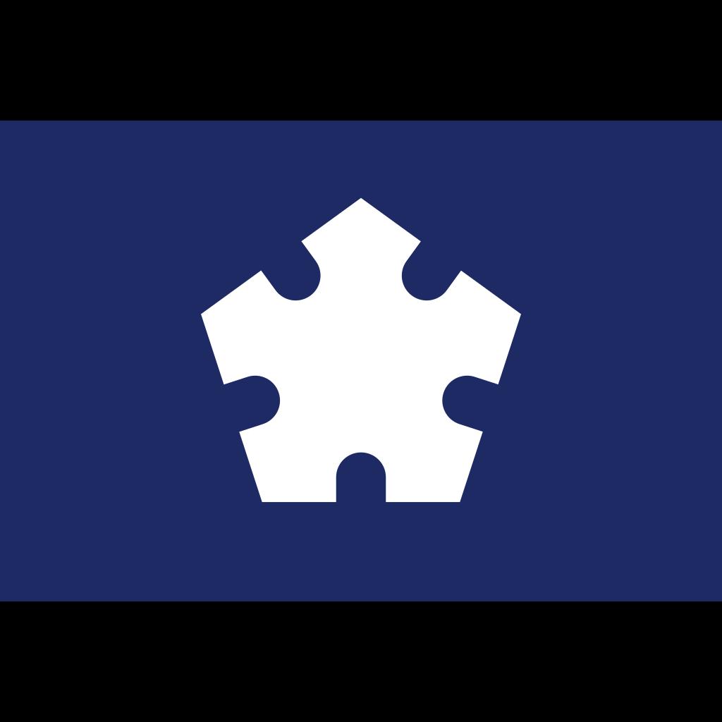Flag Of Ogaki Gifu SVG Clip arts