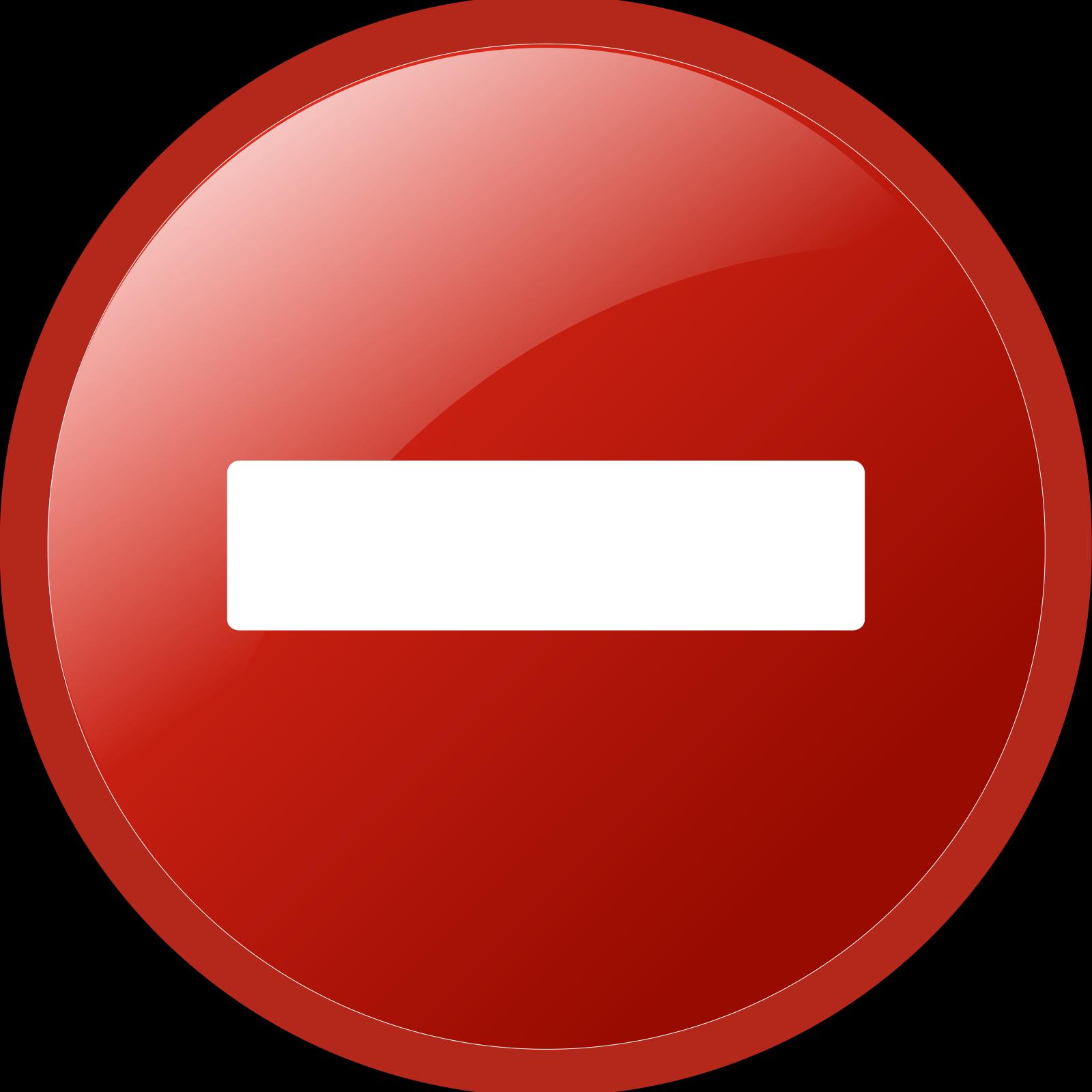 Delete SVG Clip arts