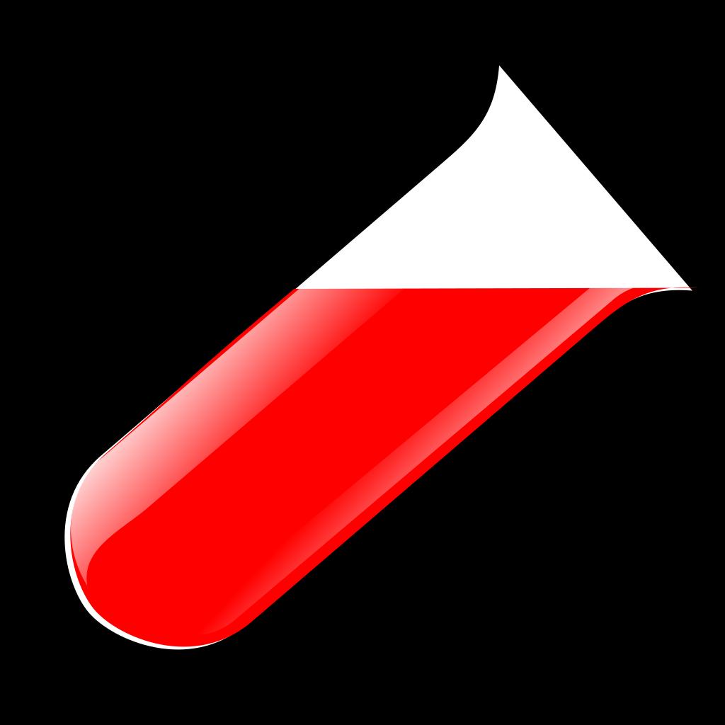 Half Block Character Red Blue SVG Clip arts