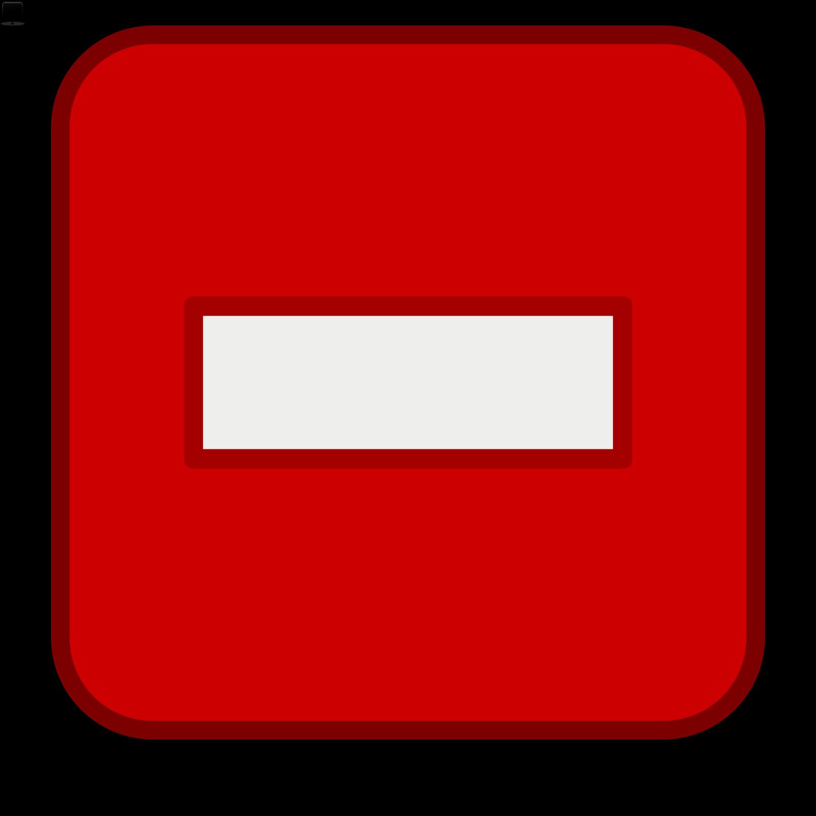 Remove Icon SVG Clip arts