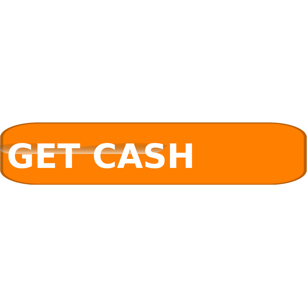 Orange Cash Button4 SVG Clip arts