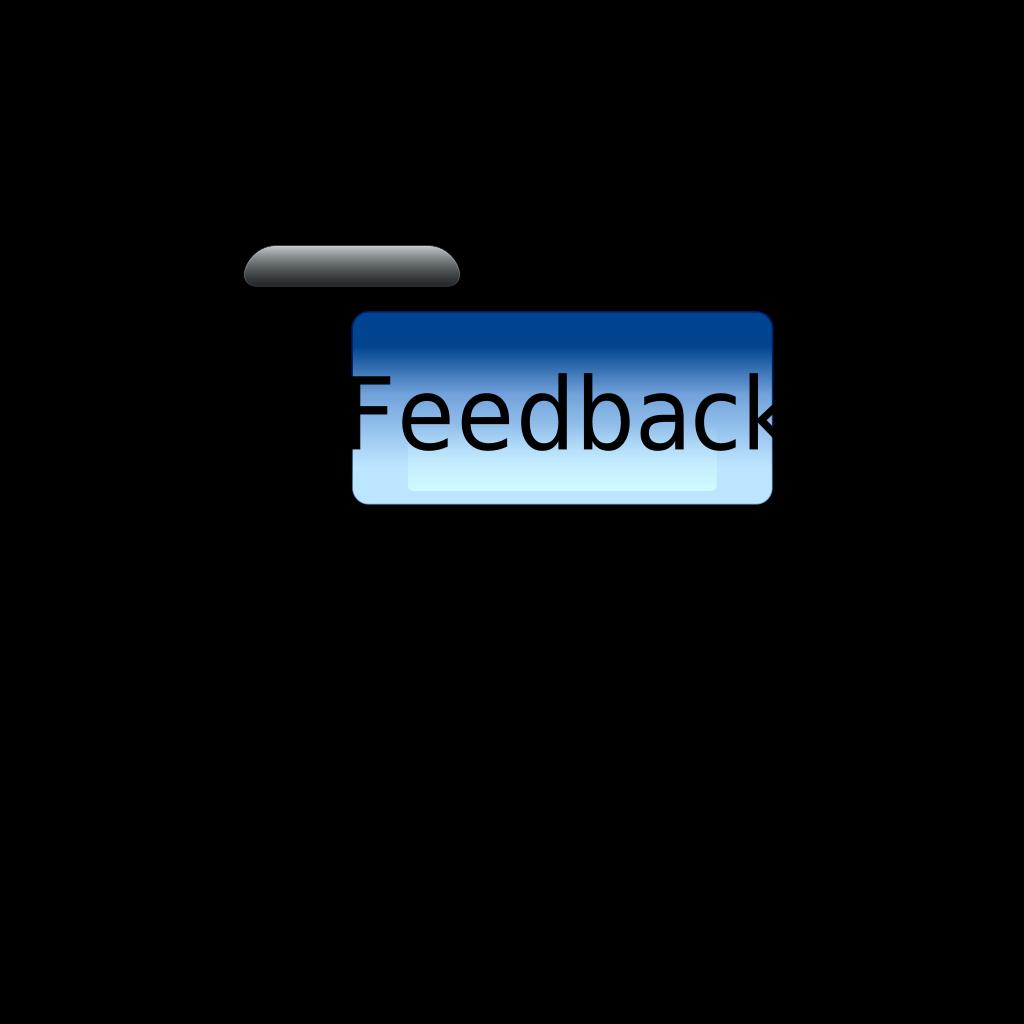 Feedback.png SVG Clip arts