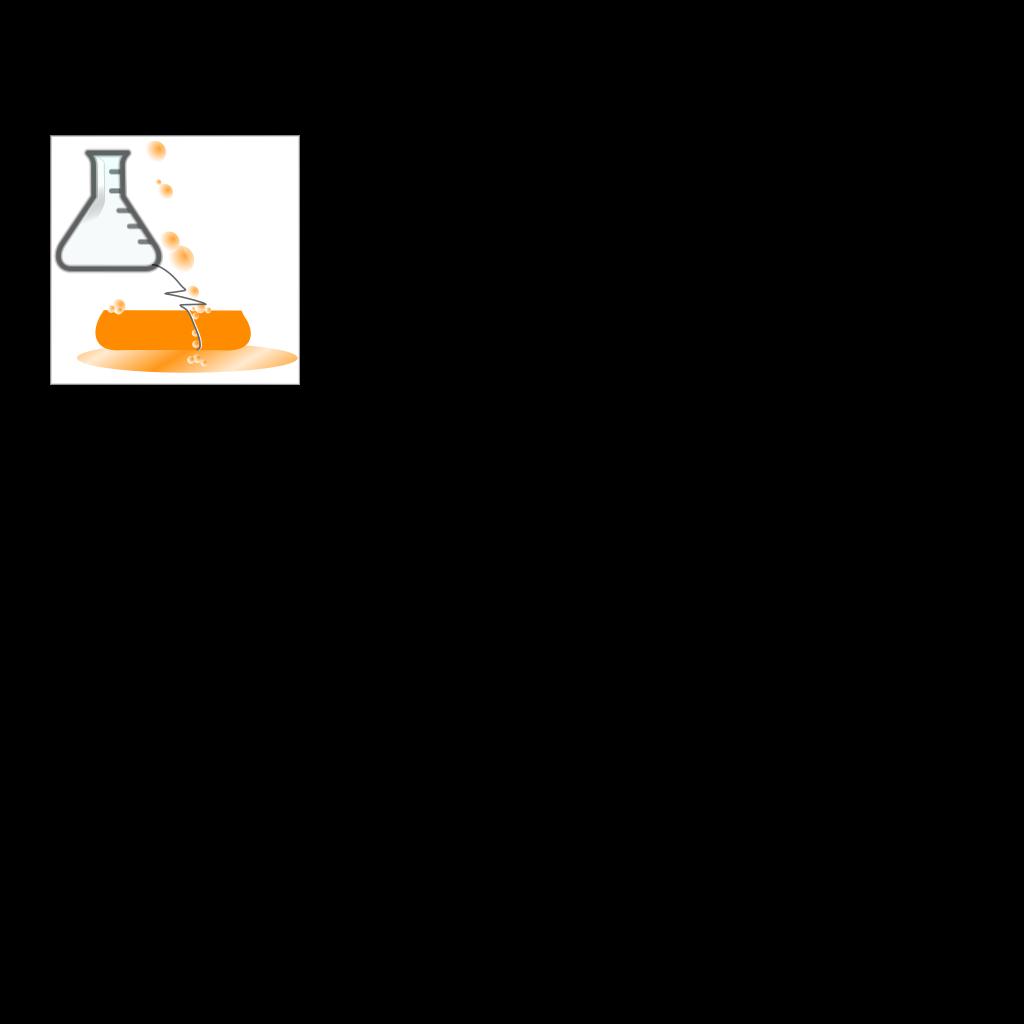 Orangeflask/cracked-boxed SVG Clip arts