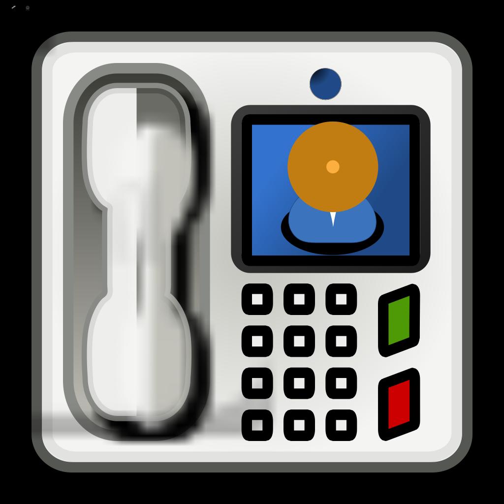 Phone Icon SVG Clip arts