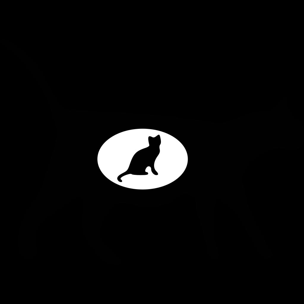 Cat Icons SVG Clip arts