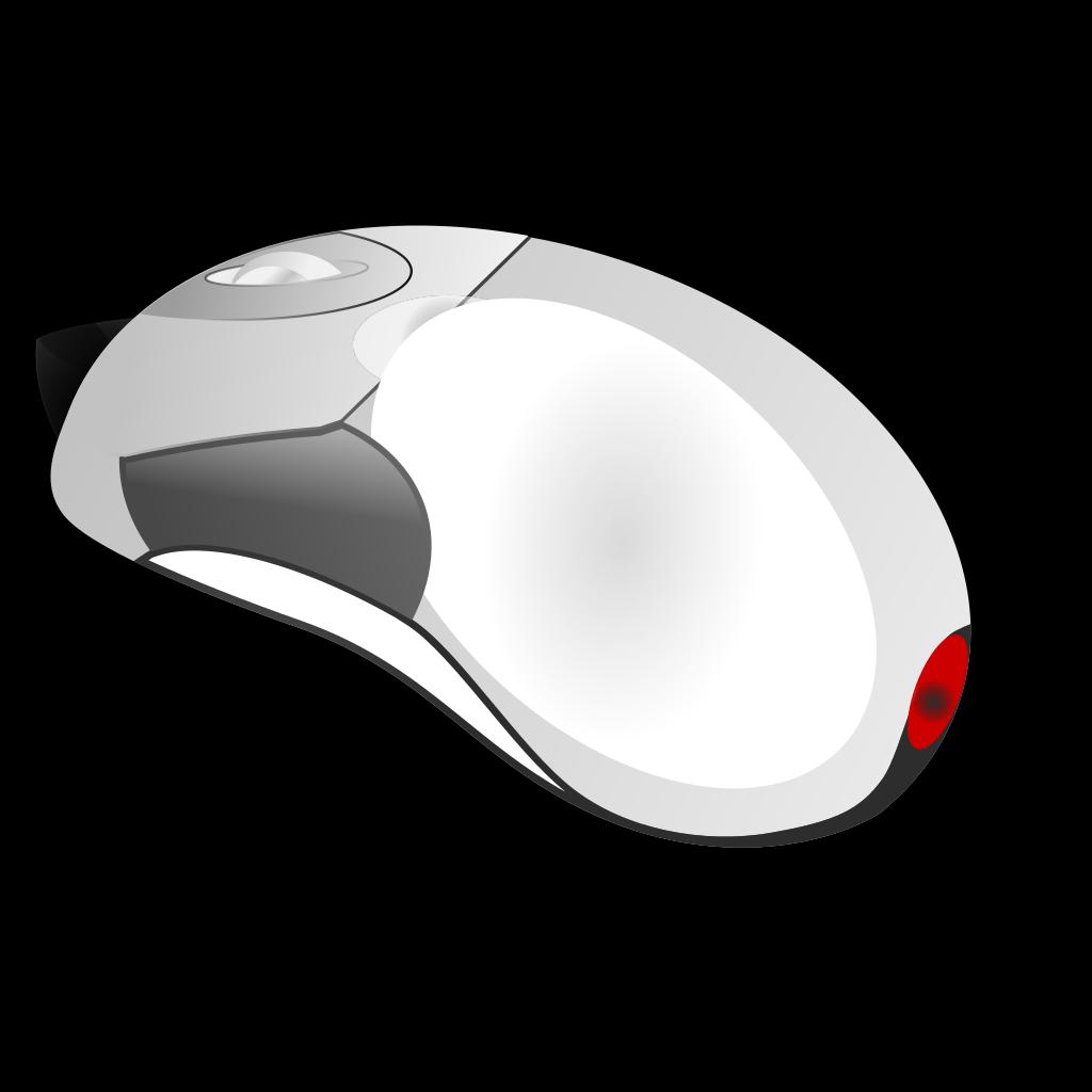 Computer Mouse 1 SVG Clip arts
