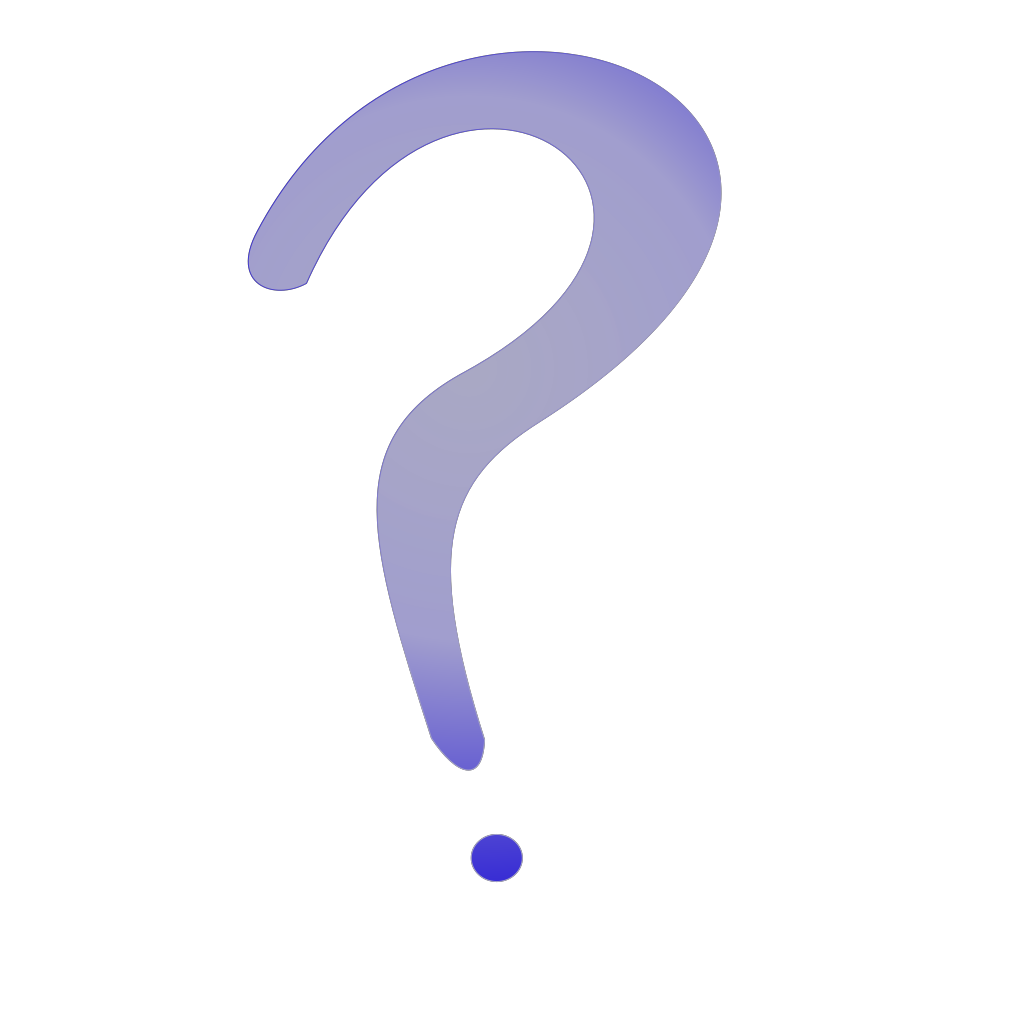 Question SVG Clip arts