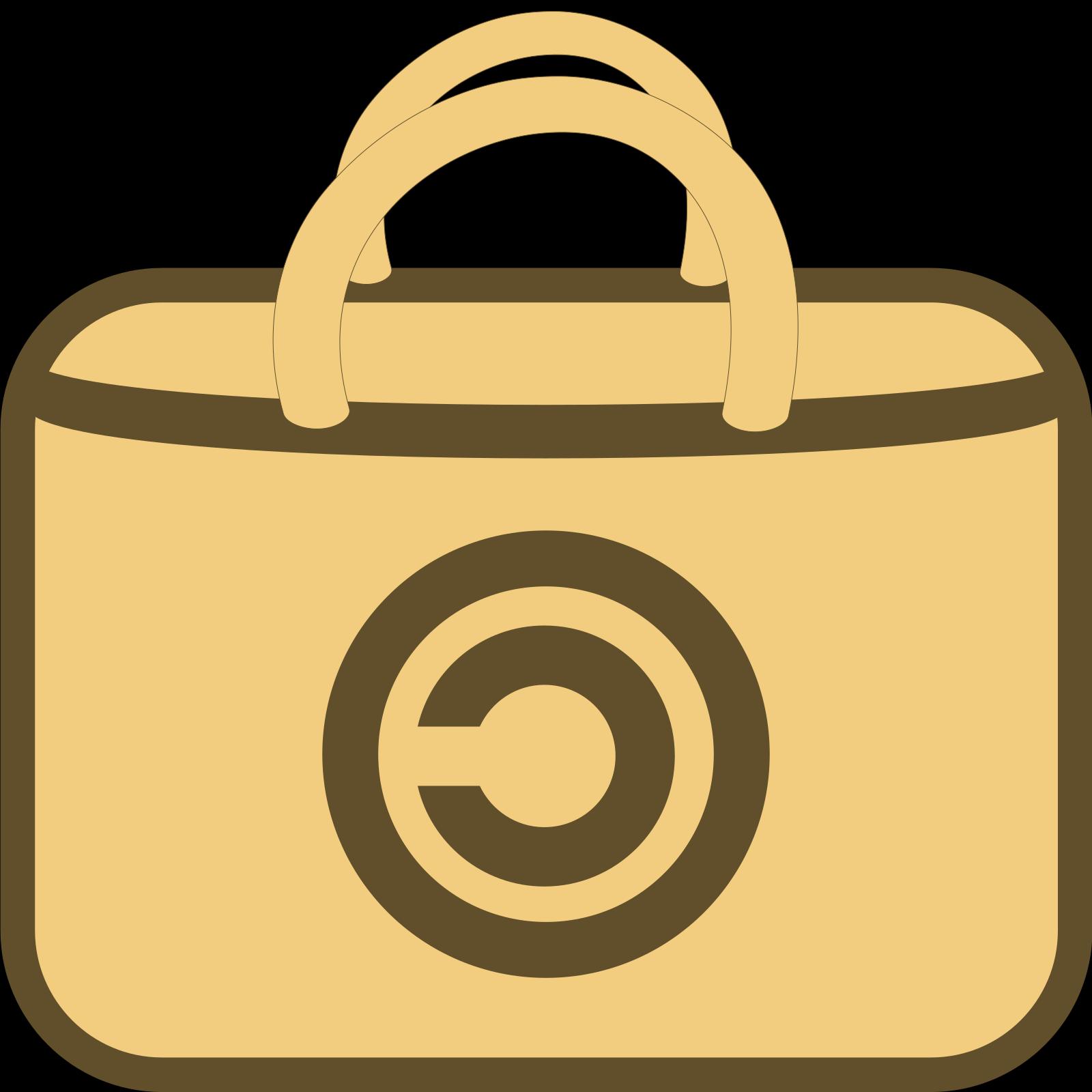 Shopping Basket SVG Clip arts