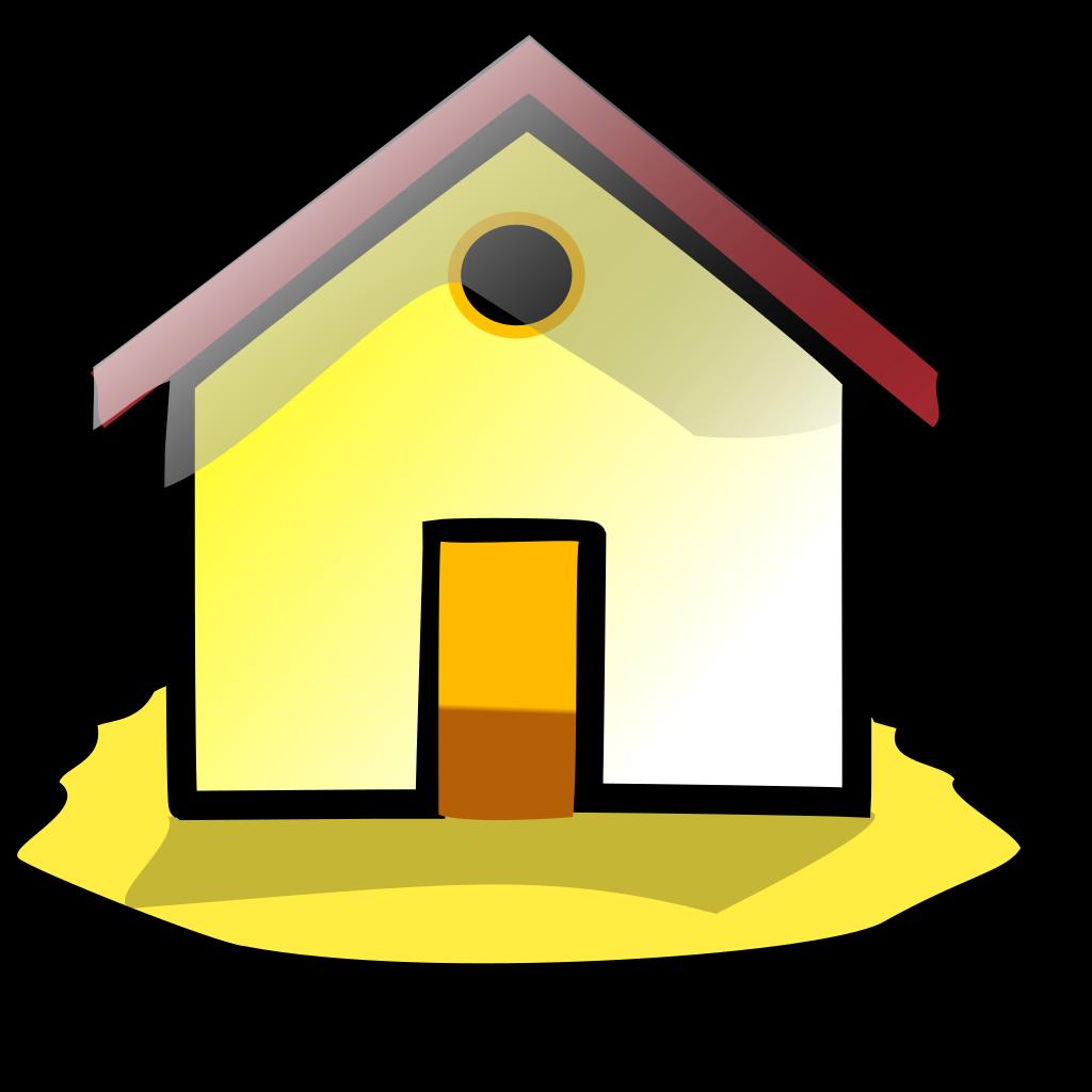 Homes Clipart 7 SVG Clip arts