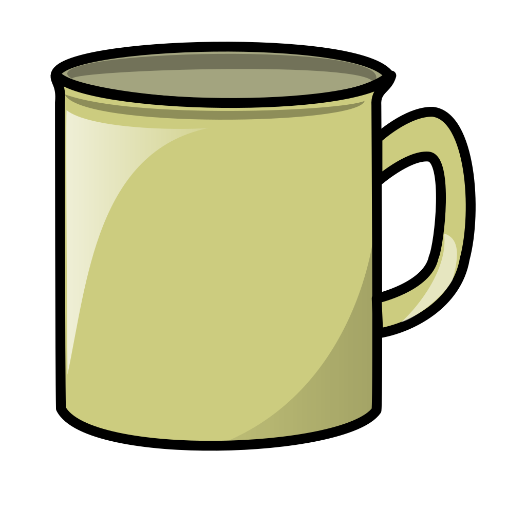 Mug Drink Beverage SVG Clip arts