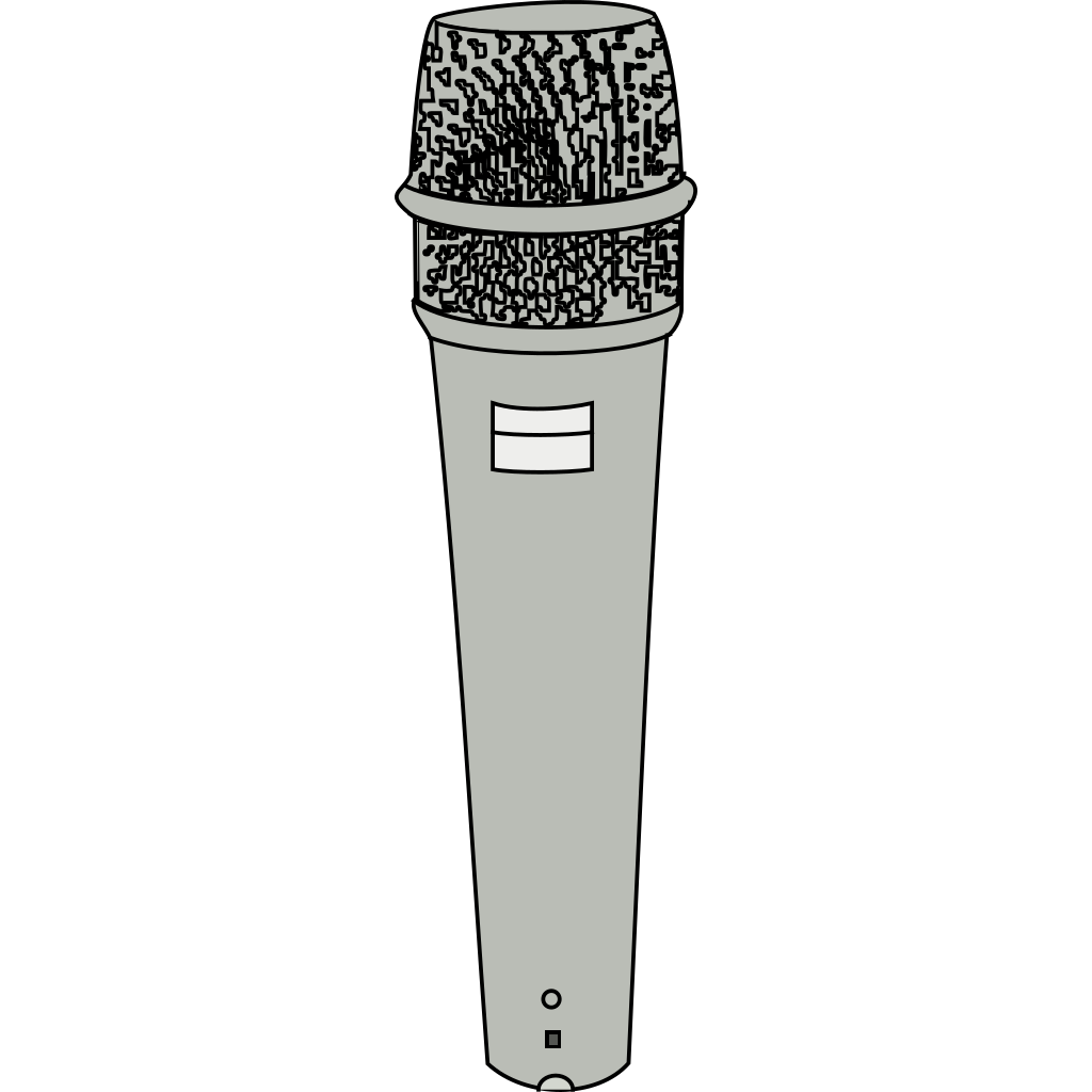 Microphone svg
