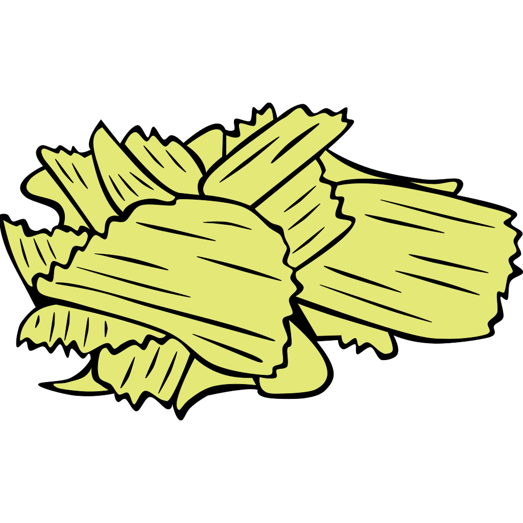 Potato Chips SVG Clip arts