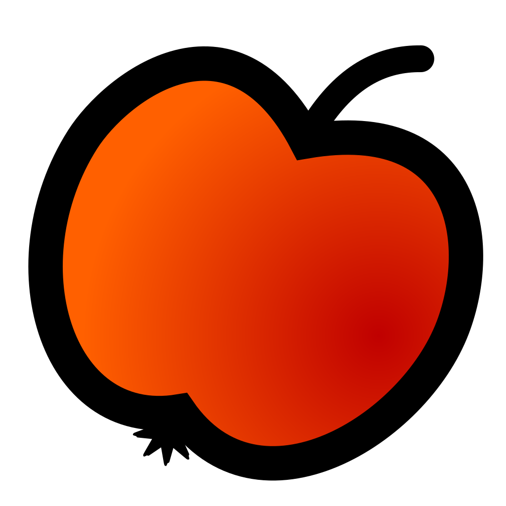 Apple SVG Clip arts