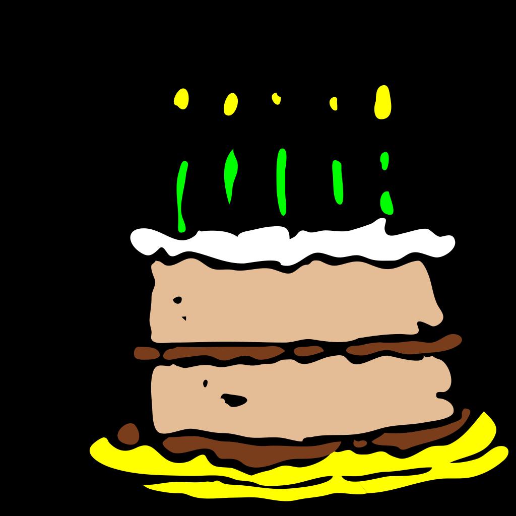 Torta SVG Clip arts