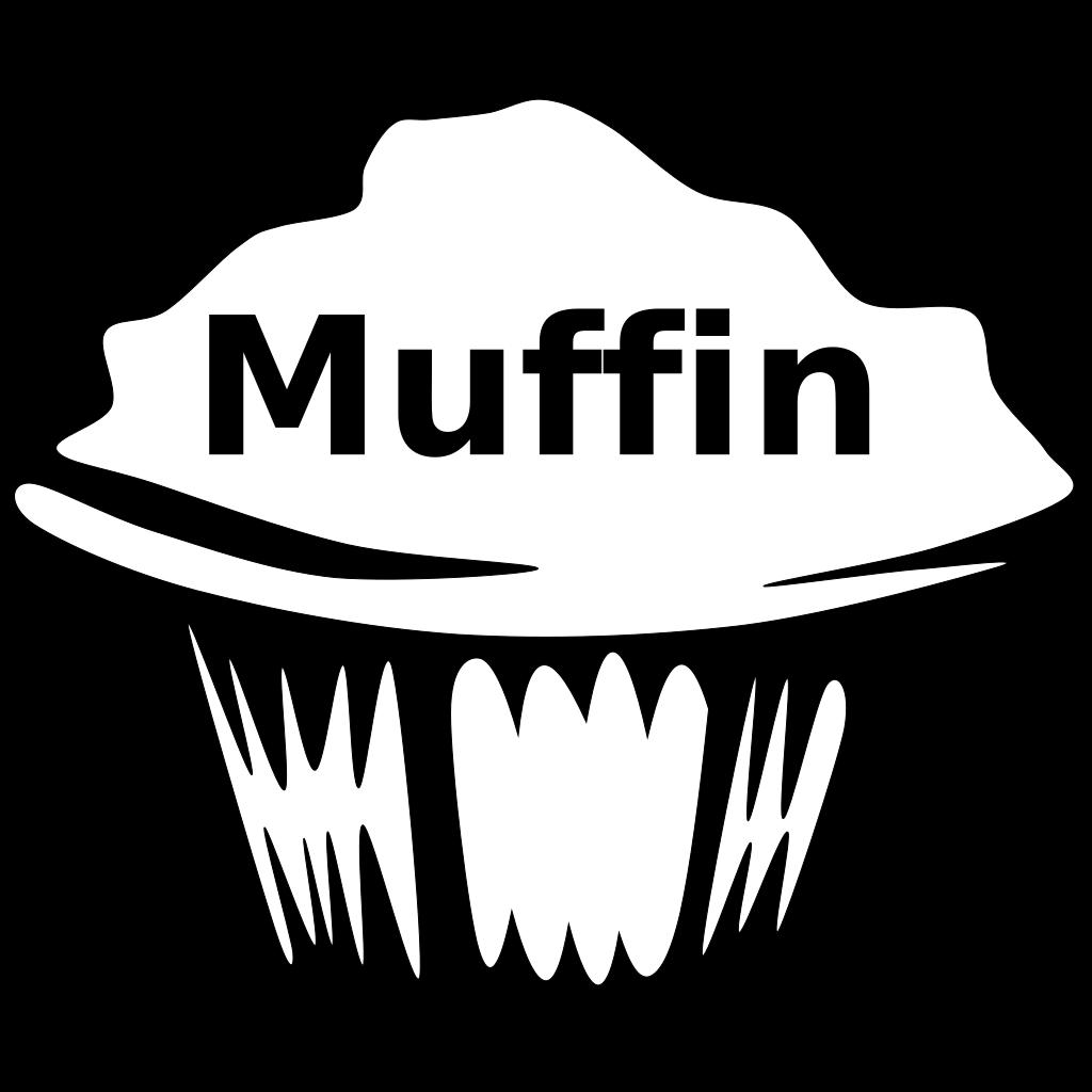 Muffin SVG Clip arts