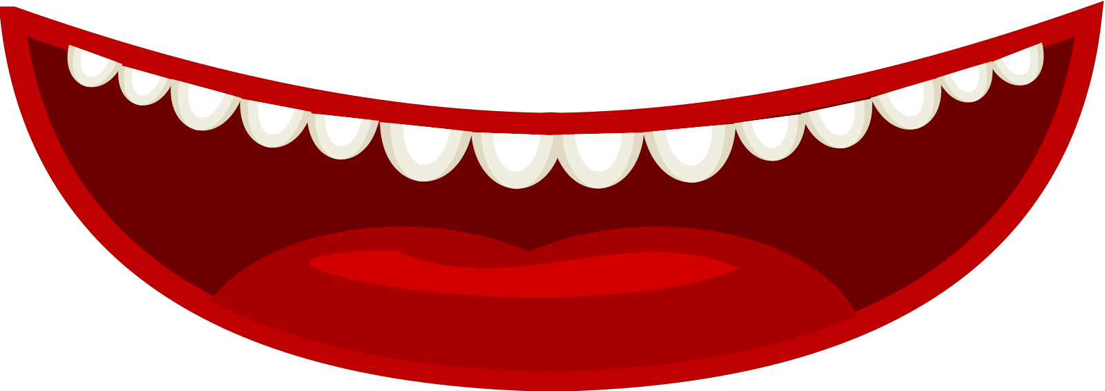 Mouth - Body Part SVG Clip arts