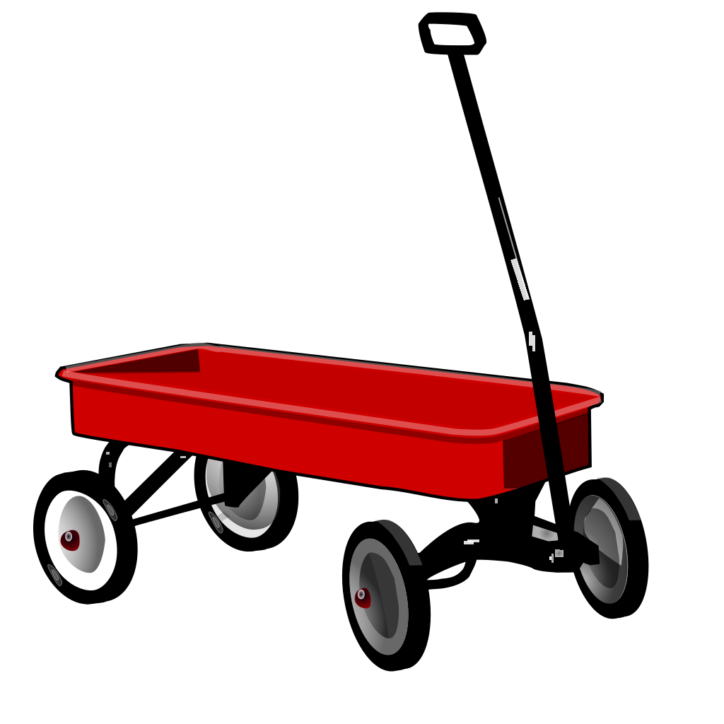 Wagon SVG Clip arts
