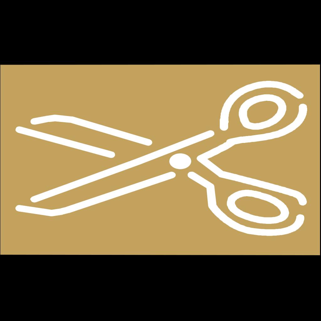 A Pair Of Scissors SVG Clip arts