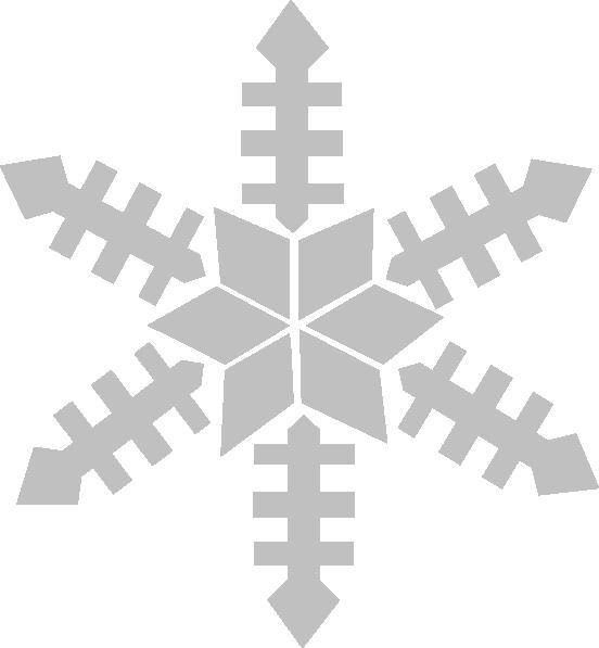 Snowfalke SVG Clip arts