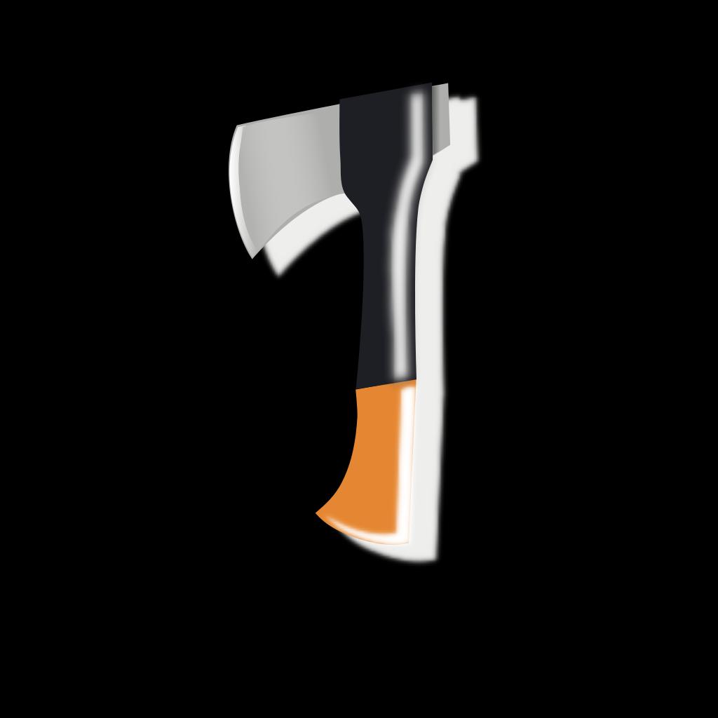 Axe SVG Clip arts