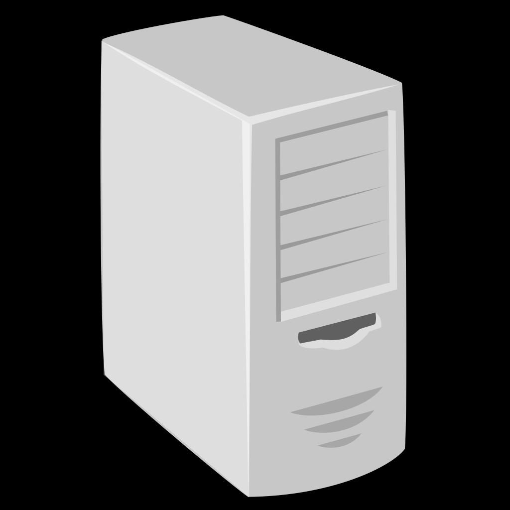 Dexmilano Dex Server SVG Clip arts
