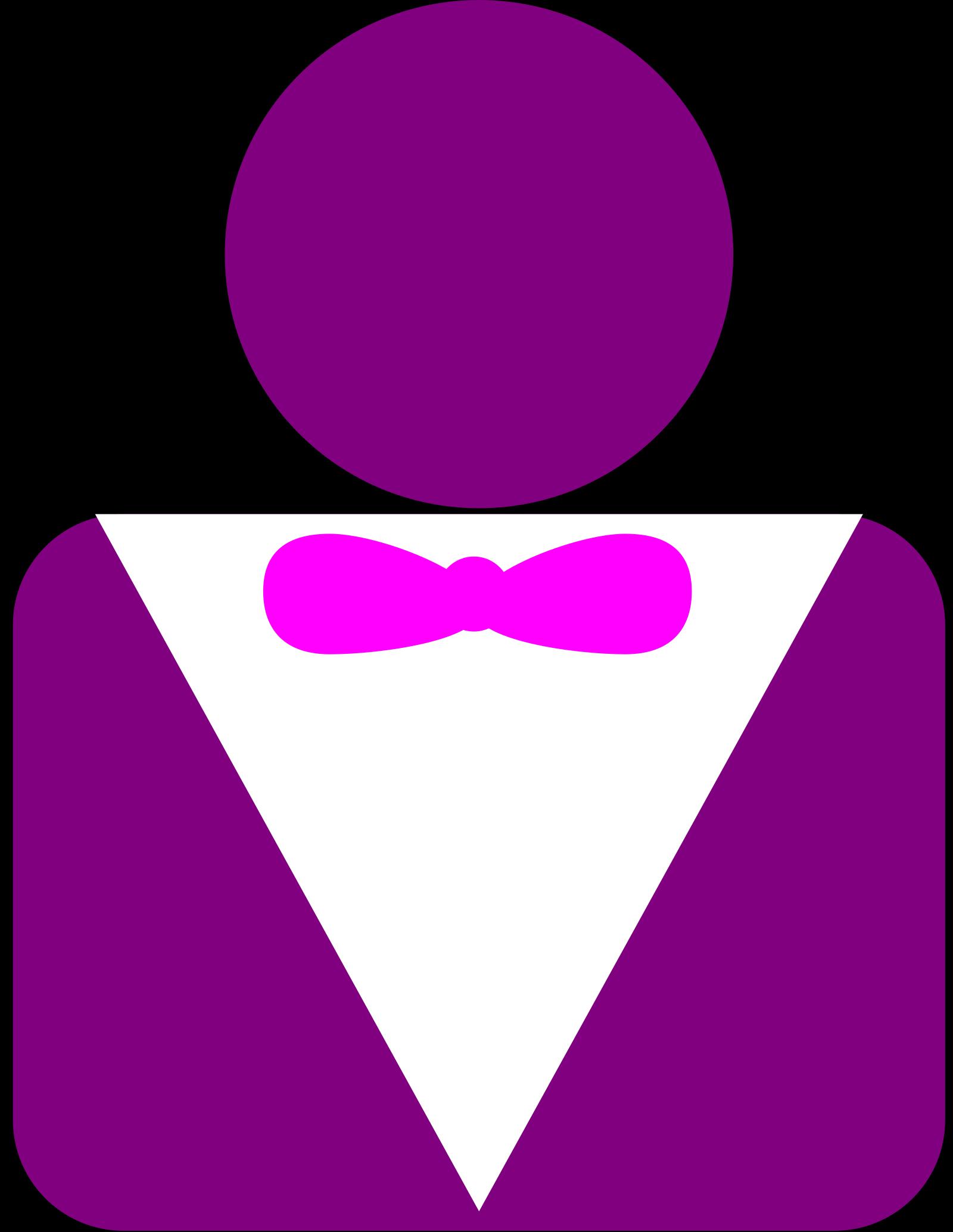 Bow Tie SVG Clip arts