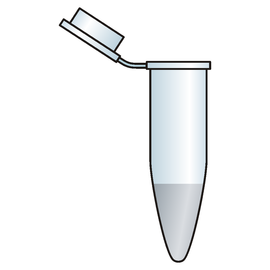 Eppendorf (opened) SVG Clip arts