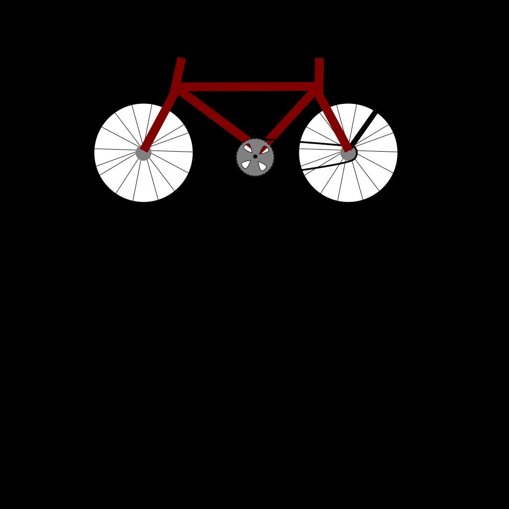 Bicycle SVG Clip arts