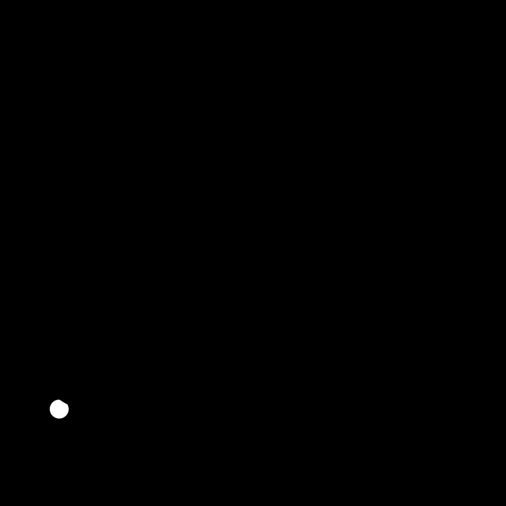 Violin Silhouette SVG Clip arts