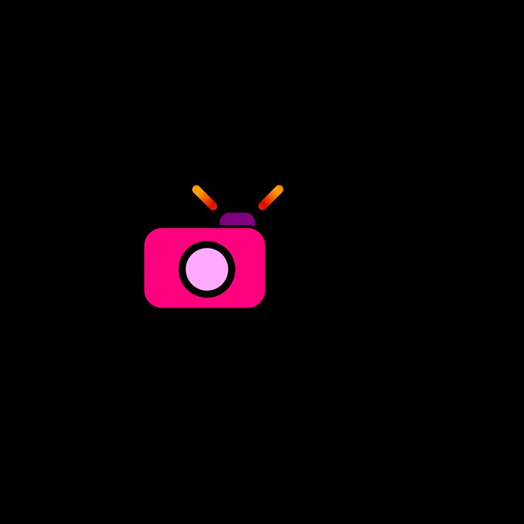 Camera Clip Art SVG Clip arts