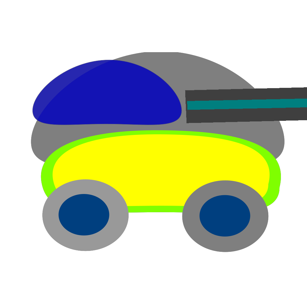 An Oil Tank From The Roadside SVG Clip arts